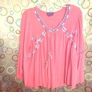 Artesia XXL Peasant Look Shirt